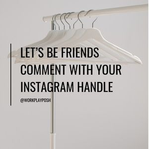 What's your Instagram handle?